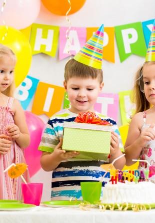 Toți copiii sunt invitați la ziua lui Gymboland