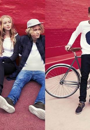Adolescenții sunt cool for school cu ECCO