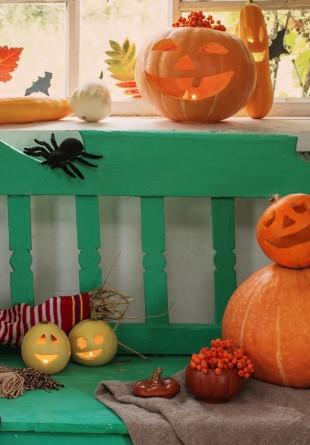 Ornează-ți casa cu decorațiuni de groază!