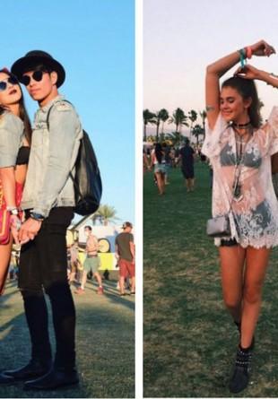 Fii cea mai chic apariţie la festivalurile verii!