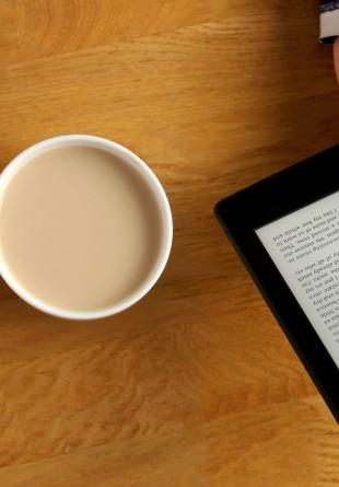 4 motive să citeşti cărţi pe Kindle