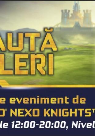 Se caută cavaleri pentru LEGO® NEXO KNIGHTS™