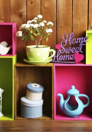 Transformă o casă în acasă cu produse și decorațiuni de poveste.