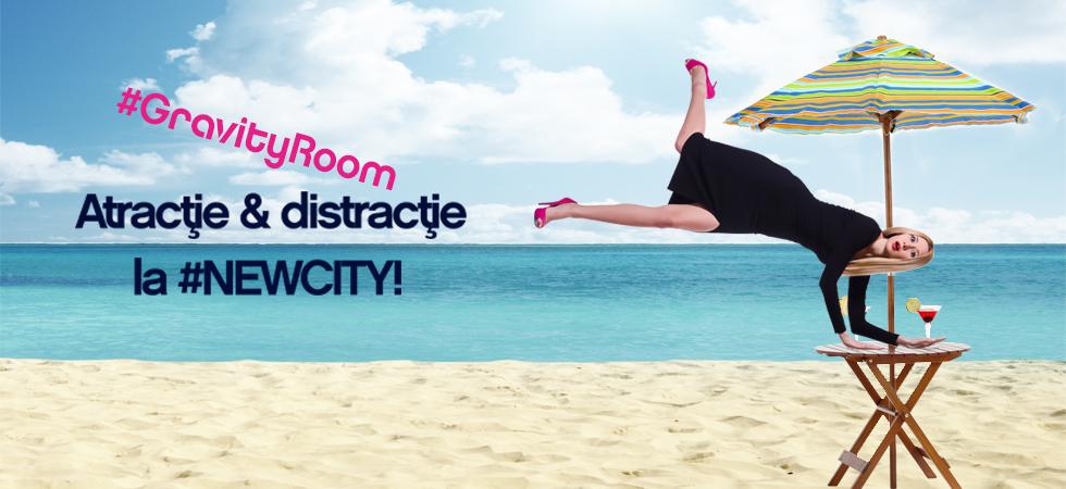 PREMIERĂ în Constanța: Photobooth Gravity Room, doar la City Park Mall!
