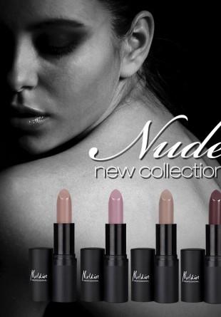 Nou! Melkior Nude Collection pentru un look natural!