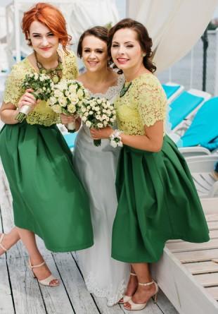 Ținute perfecte pentru nunțile de primăvară