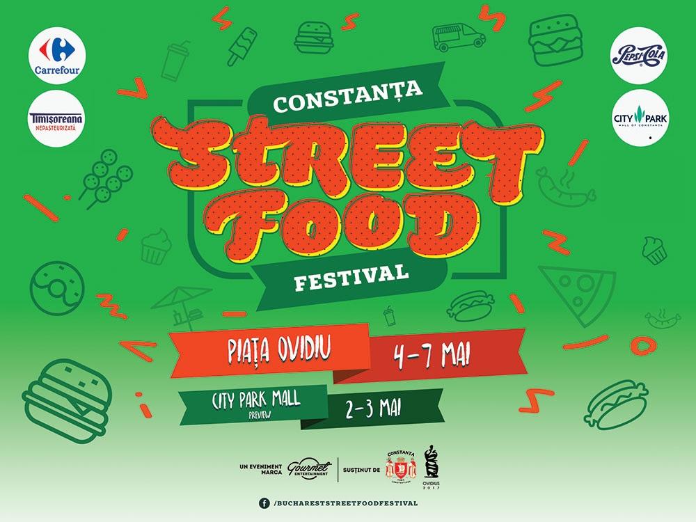 Street Food Festival te așteaptă la City Park Mall!