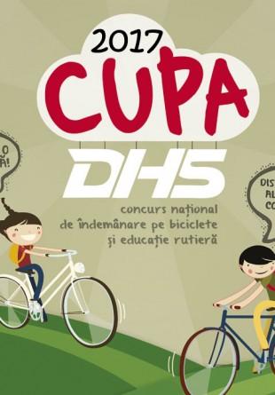 Hai să biciclim! Vino la City Park Mall să participi la cupa DHS!