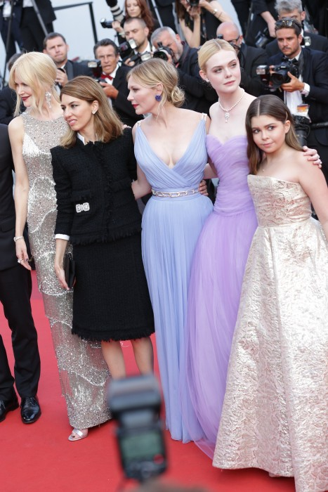 sophia coppola and girls