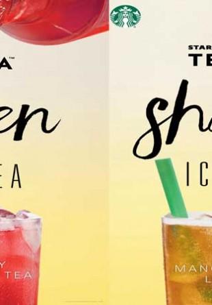 Descoperă băututura verii și noi gustări în meniul Starbucks City Park Mall
