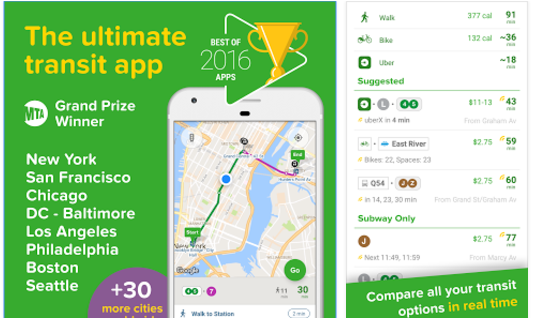 city-mapper-app