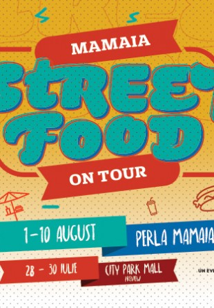 Street Food Festival revine la City Park Mall