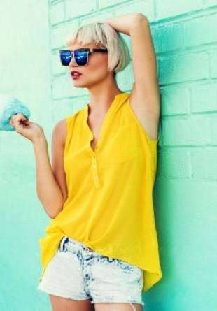 MUST HAVE de vară: bluza vaporoasă