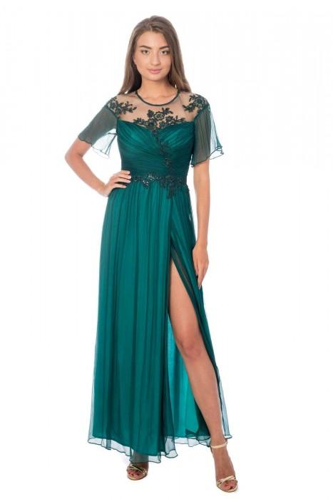 rochie-mizar-verde