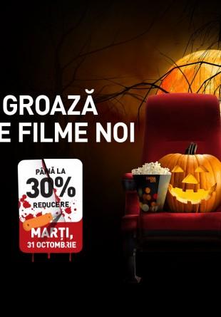 De Halloween vino la film, te asteaptă o GROAZĂ de filme noi