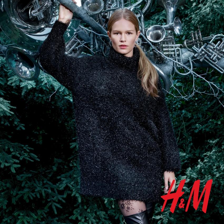 Hai la H&M City Park Mall să descoperi noua colecție de sărbători!