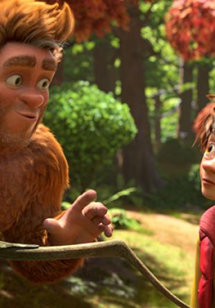 Hai la cinema cu cei mici și descoperă filmele de animație ale lunii noiembrie!
